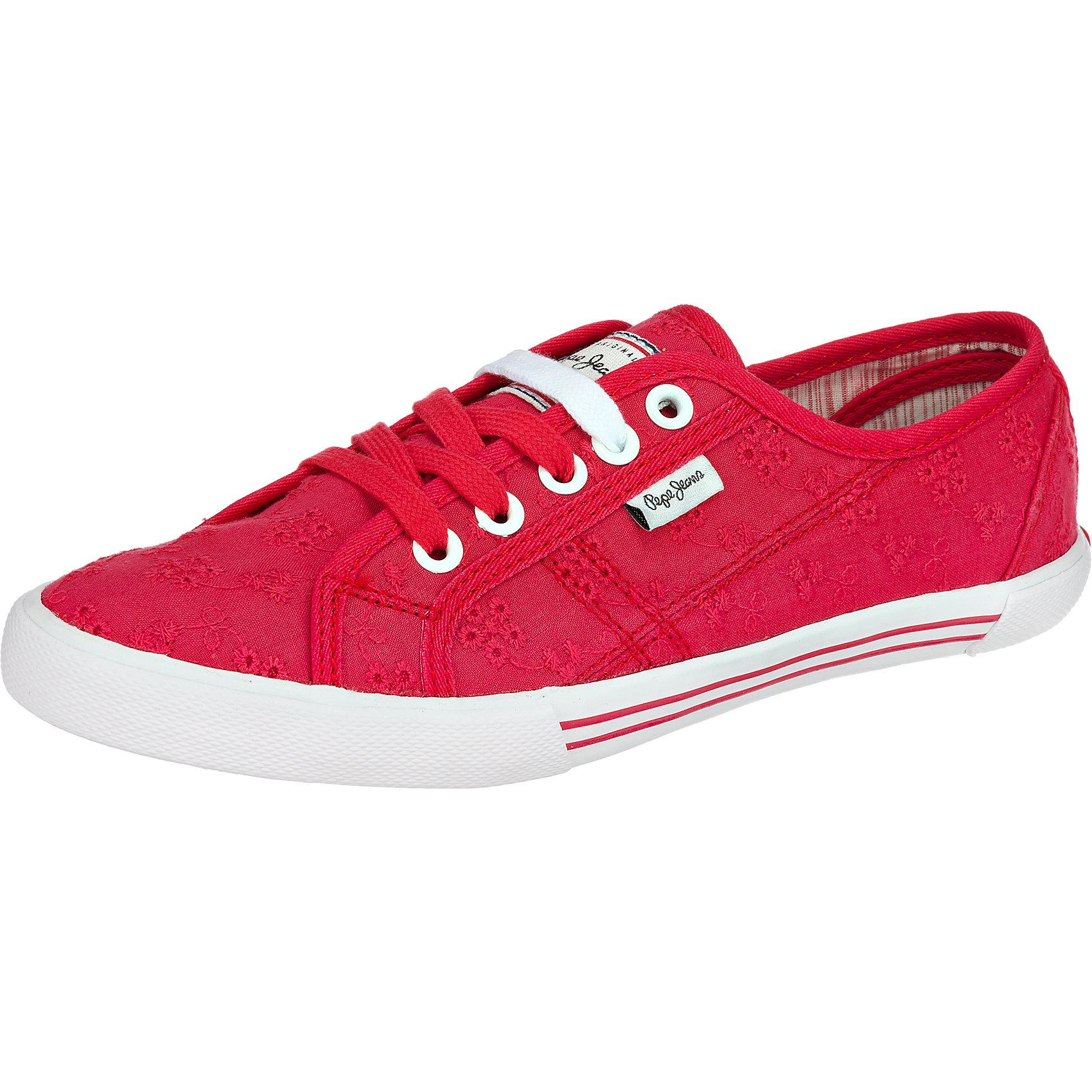 Neu Pepe Jeans Aberlady rot 5769758 Anglaise 17 Sneakers rot Aberlady 5769758 7ea954