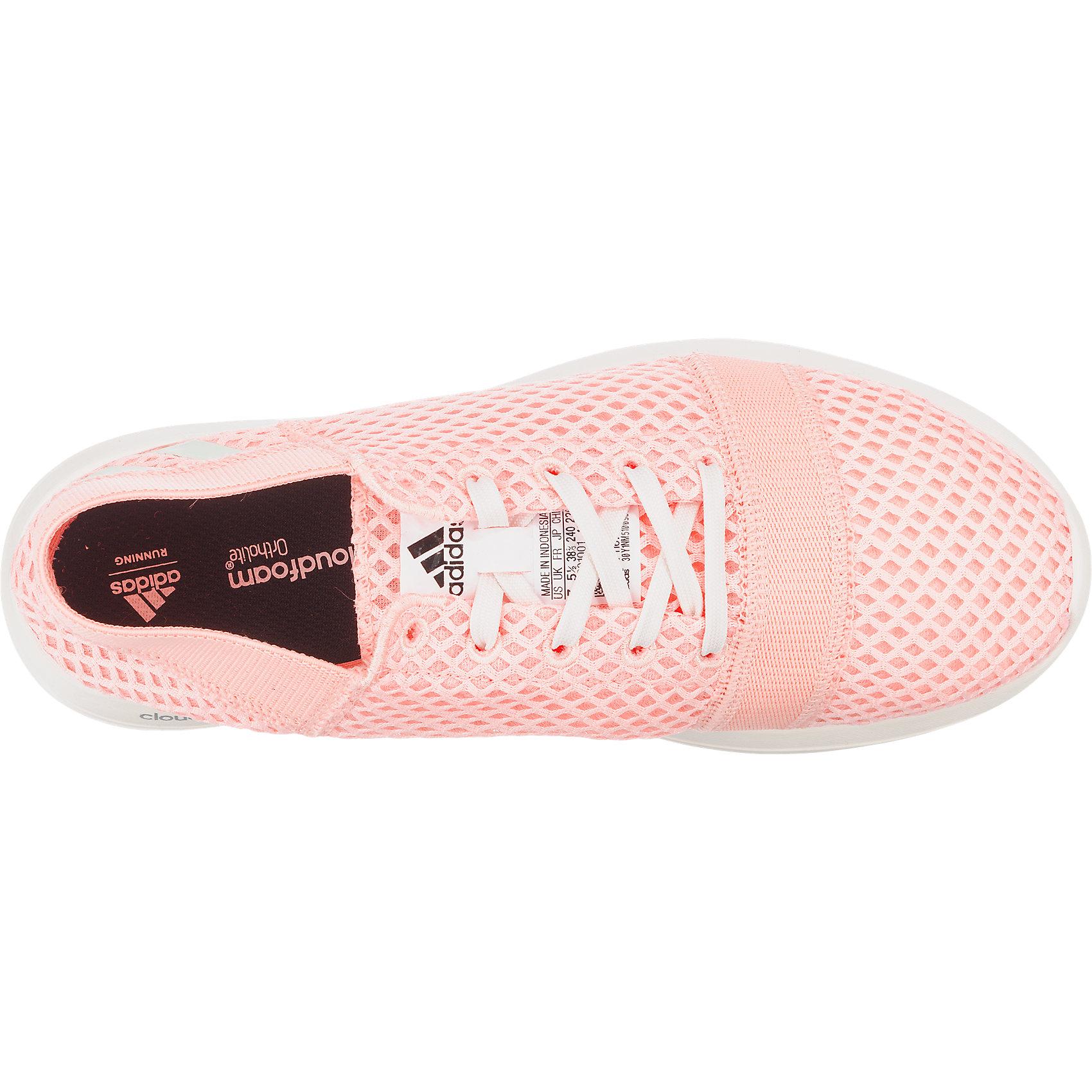 Neu adidas Performance Element Refine 3  Sportschuhe schwarz rosa 5770597