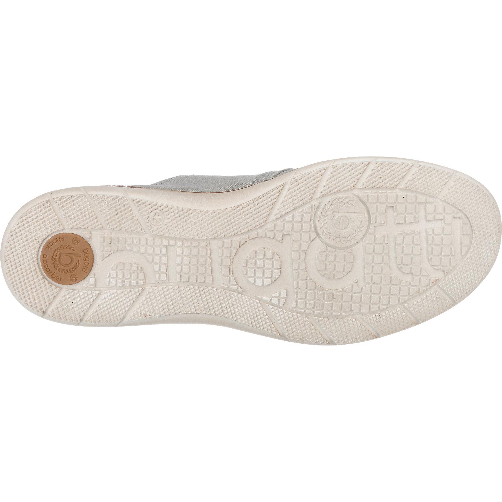 Neu bugatti Freizeit Schuhe Schuhe Schuhe grau kombi blau
