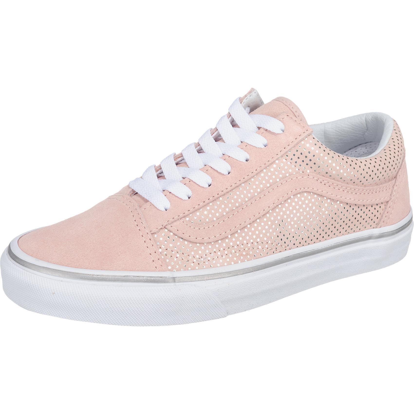 Neu VANS Old Skool Sneakers rosa 5771510