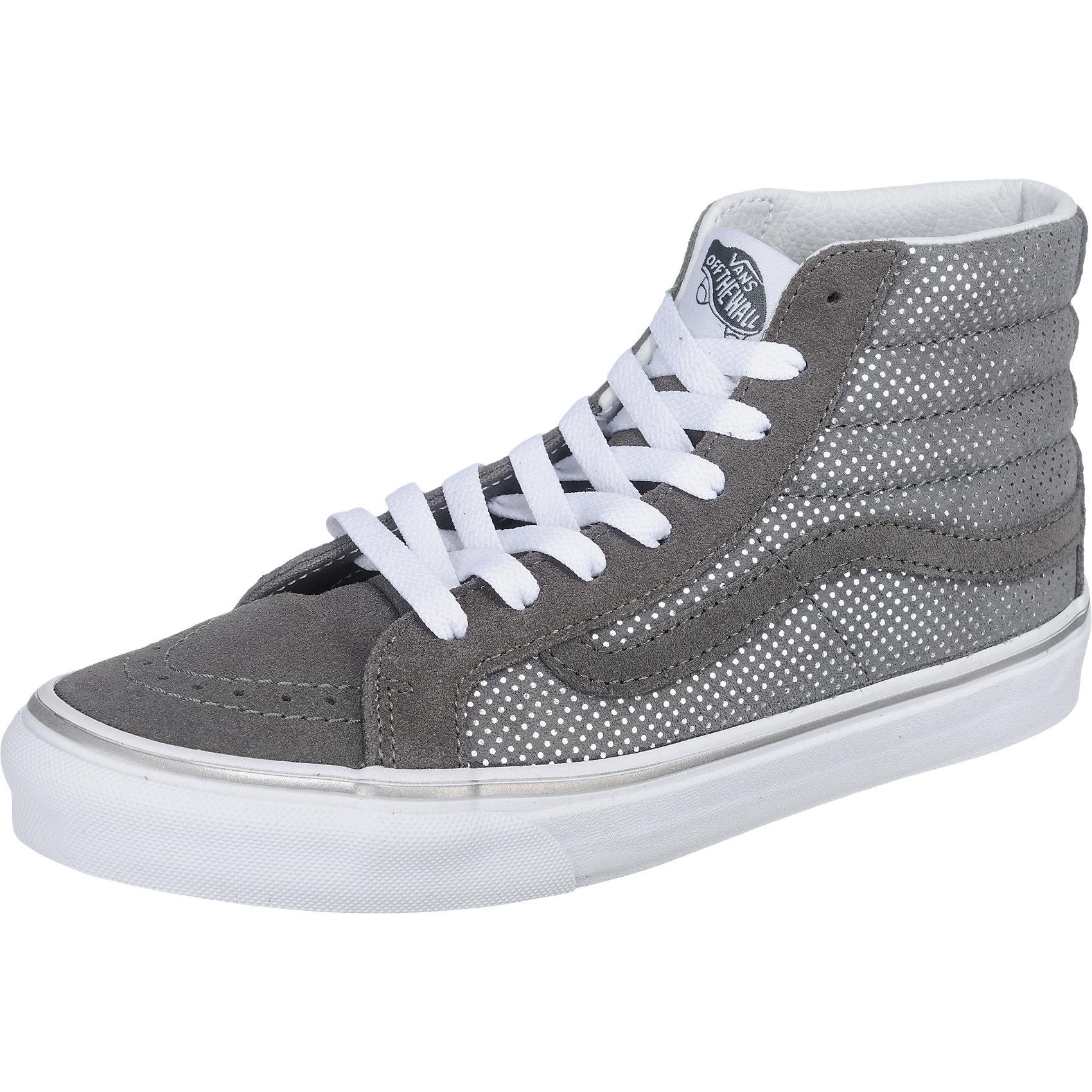 vans sneakers grau