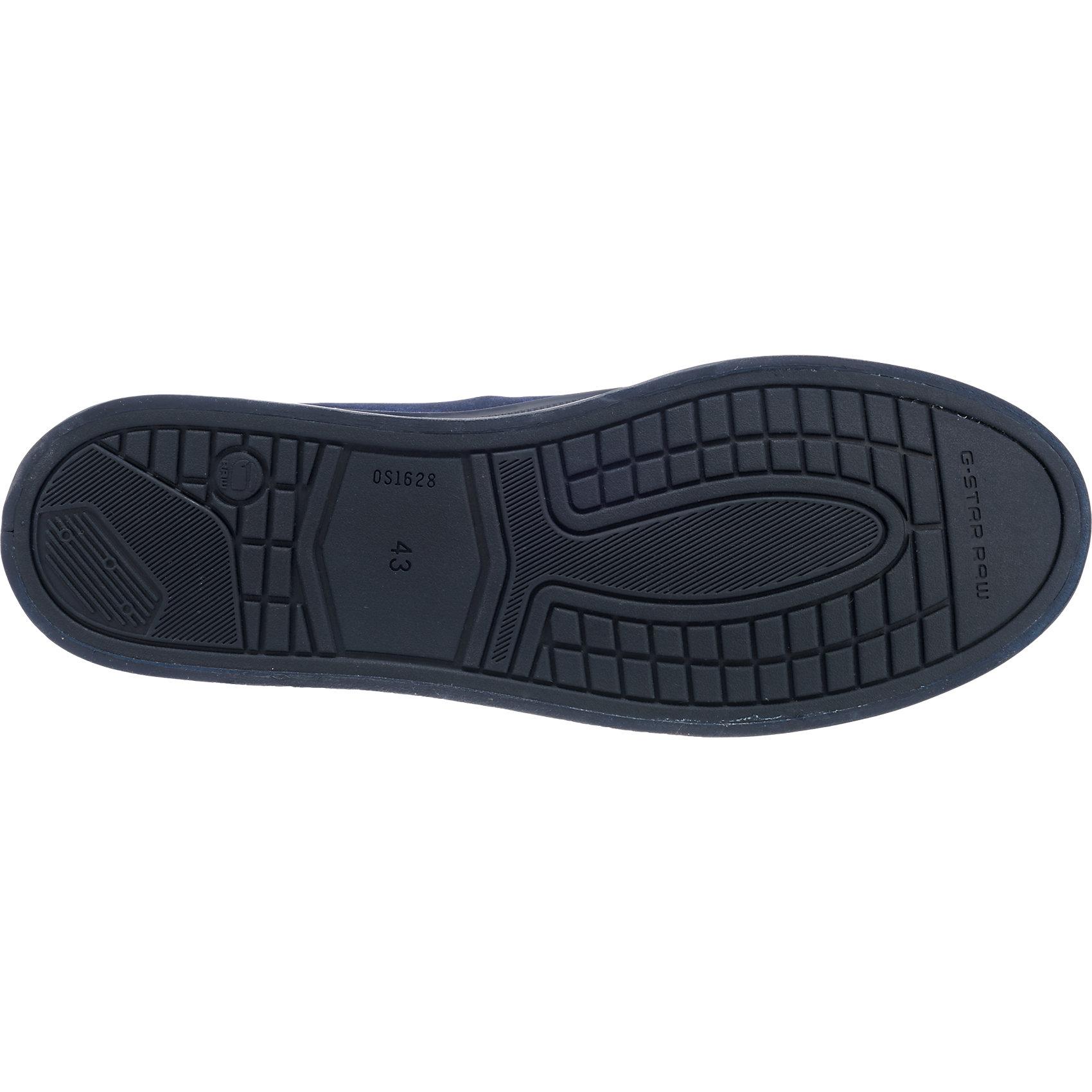 Neu G-STAR Bronson Sneakers grau blau grau Sneakers 5771520 21e9fc