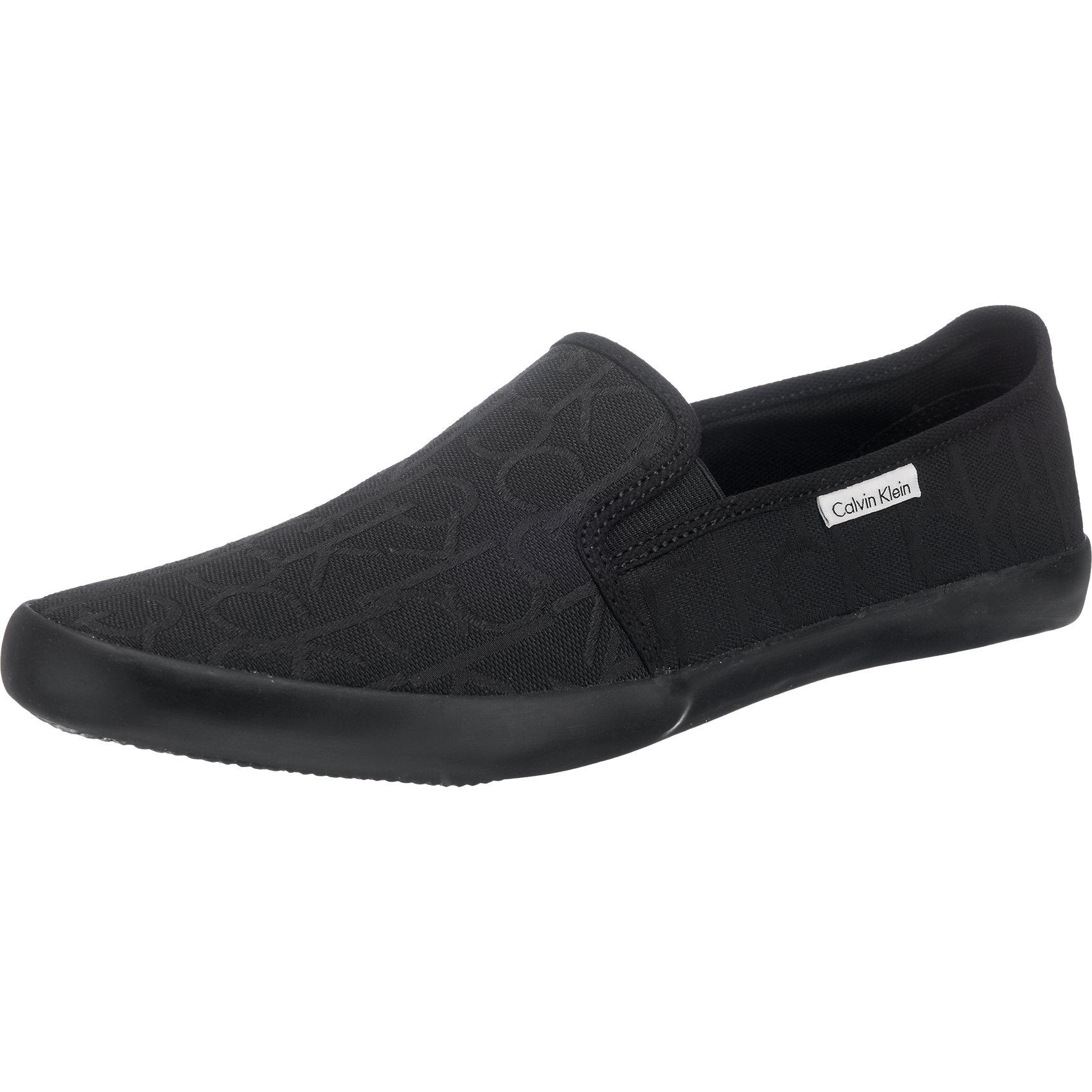 Neu CALVIN schwarz-kombi KLEIN JEANS Fabion Sneakers schwarz-kombi CALVIN grau-kombi 5772047 60068e
