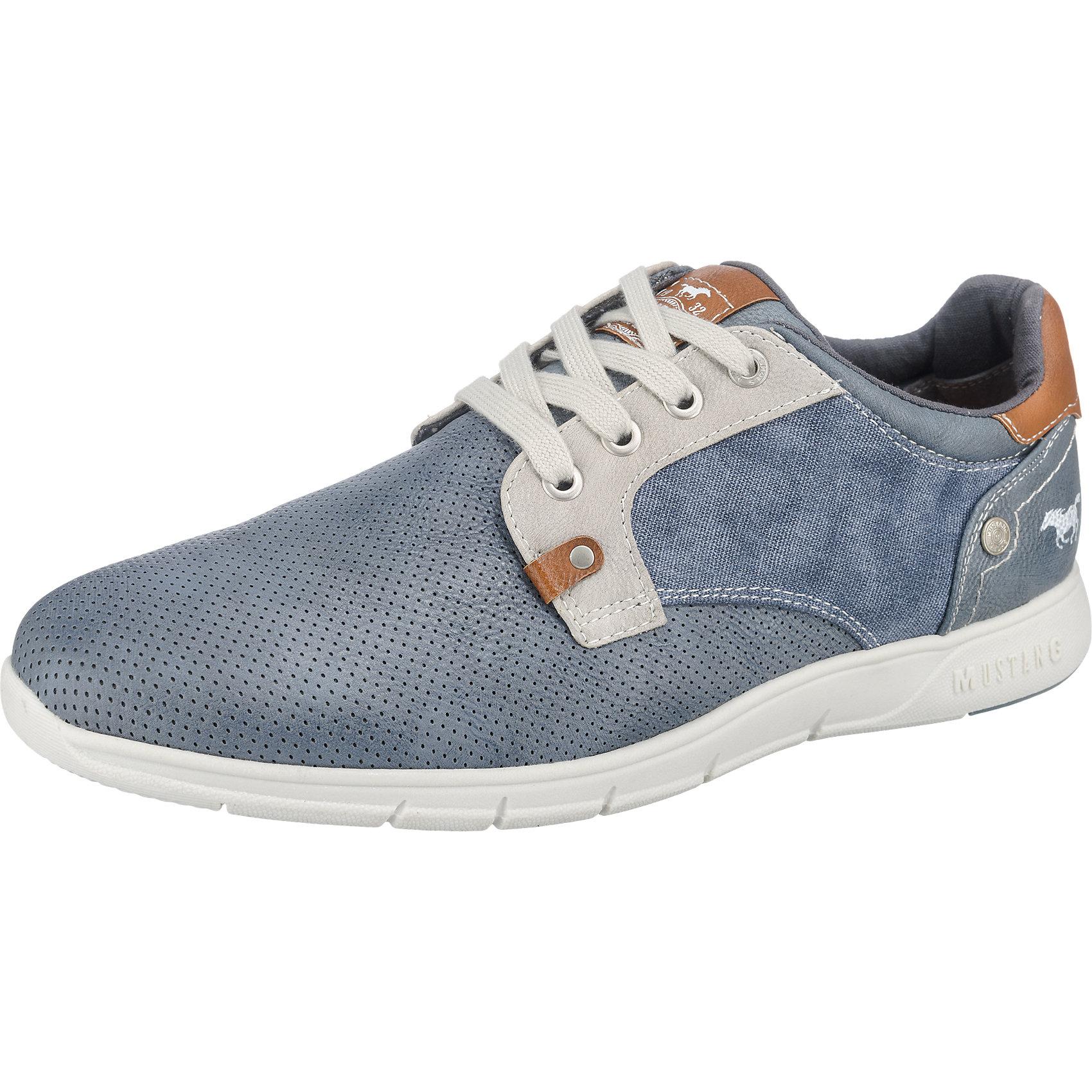 Neu MUSTBNG Sneakers blau-kombi 5772227
