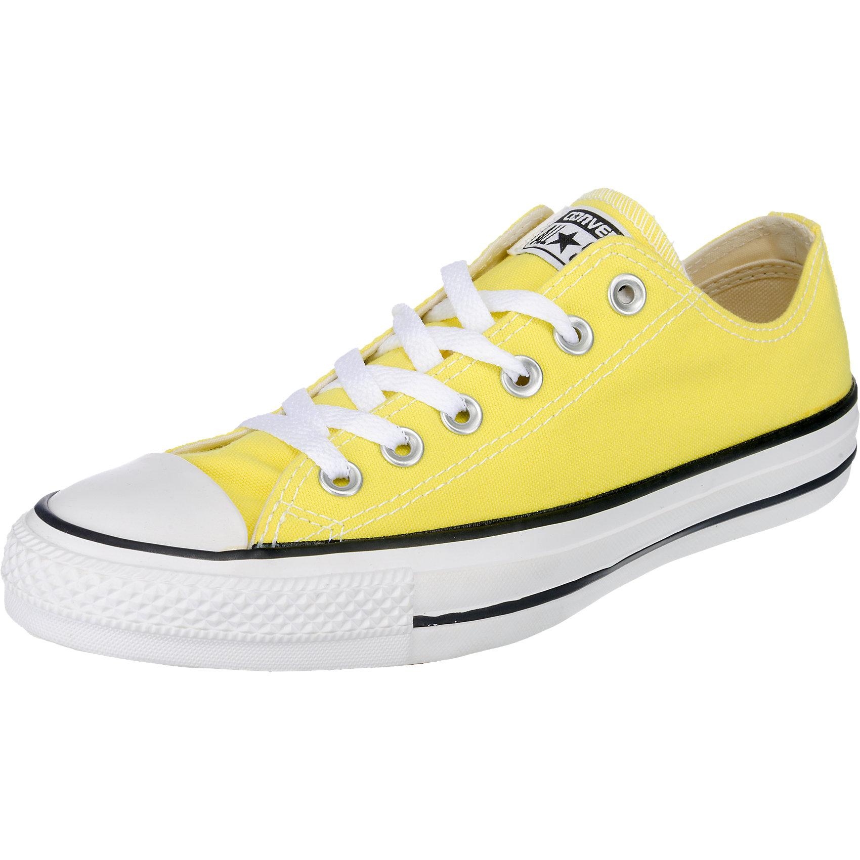 Neu CONVERSE Chuck Taylor All Star Star Star Ox Sneakers gelb 5772575 264808
