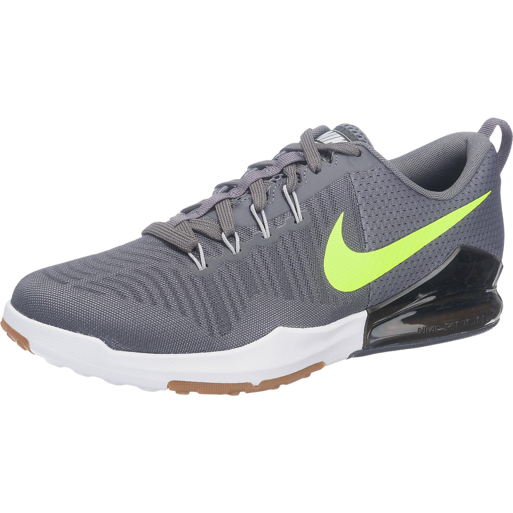 Neu Nike Performance Zoom Dynamic Sportschuhe grau kombi 5773203