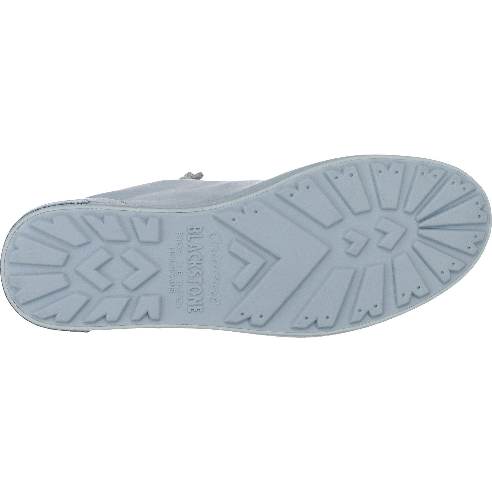 Neu Blackstone Sneakers weiß hellblau 5774720