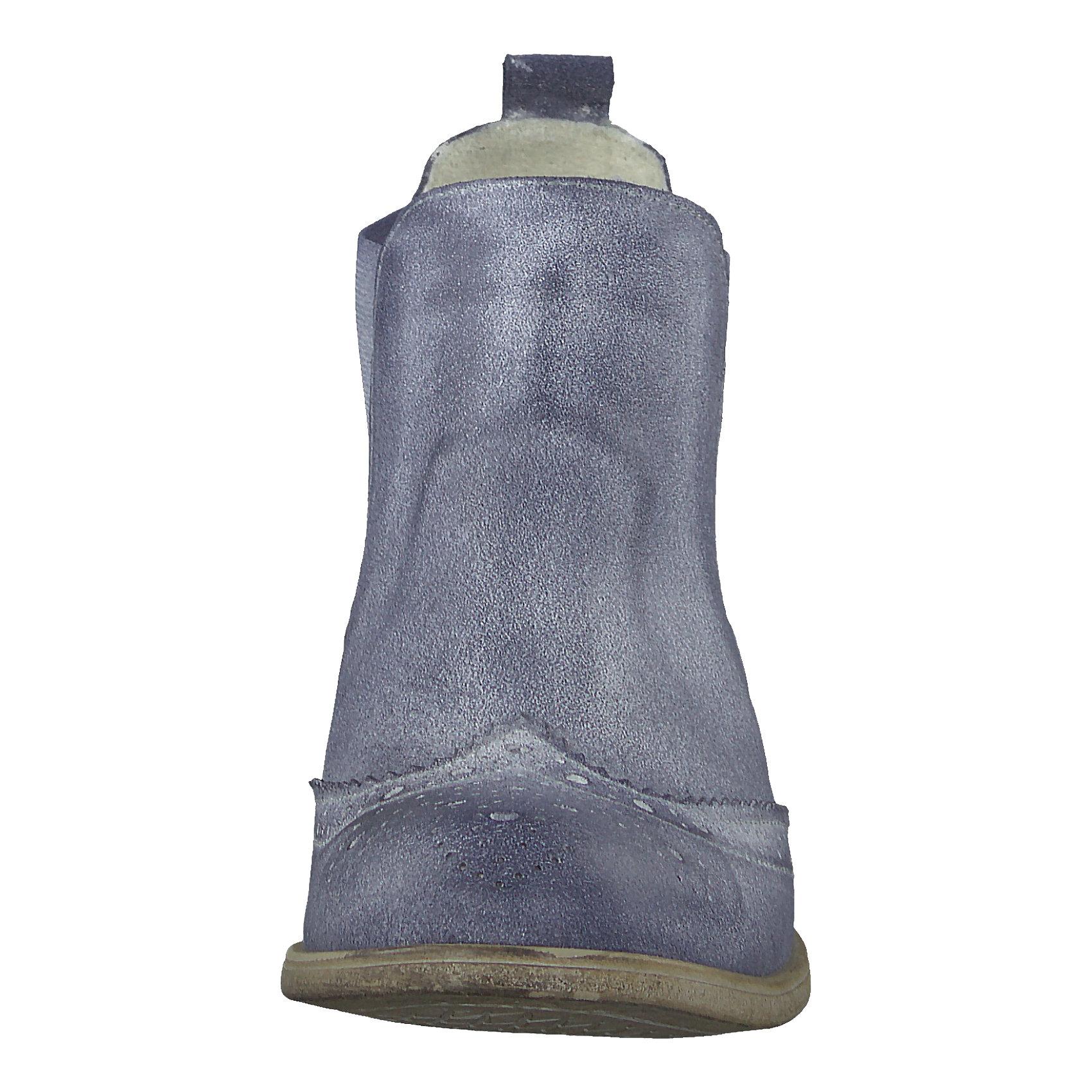 Details zu Neu Tamaris Alice Stiefeletten grau blau 5775004