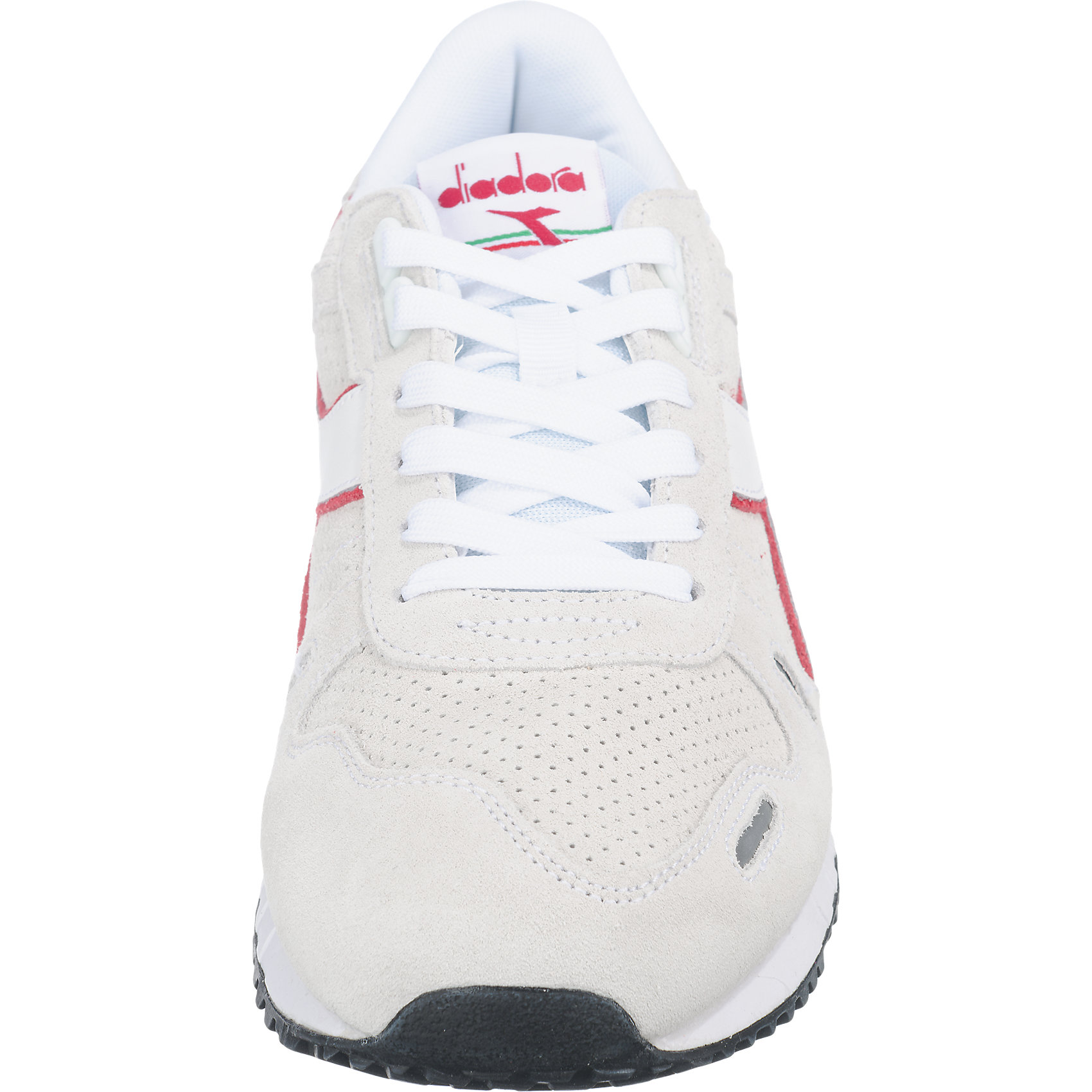 Neu Diadora Titan Premium Sneakers beige-kombi grau-kombi 5775015