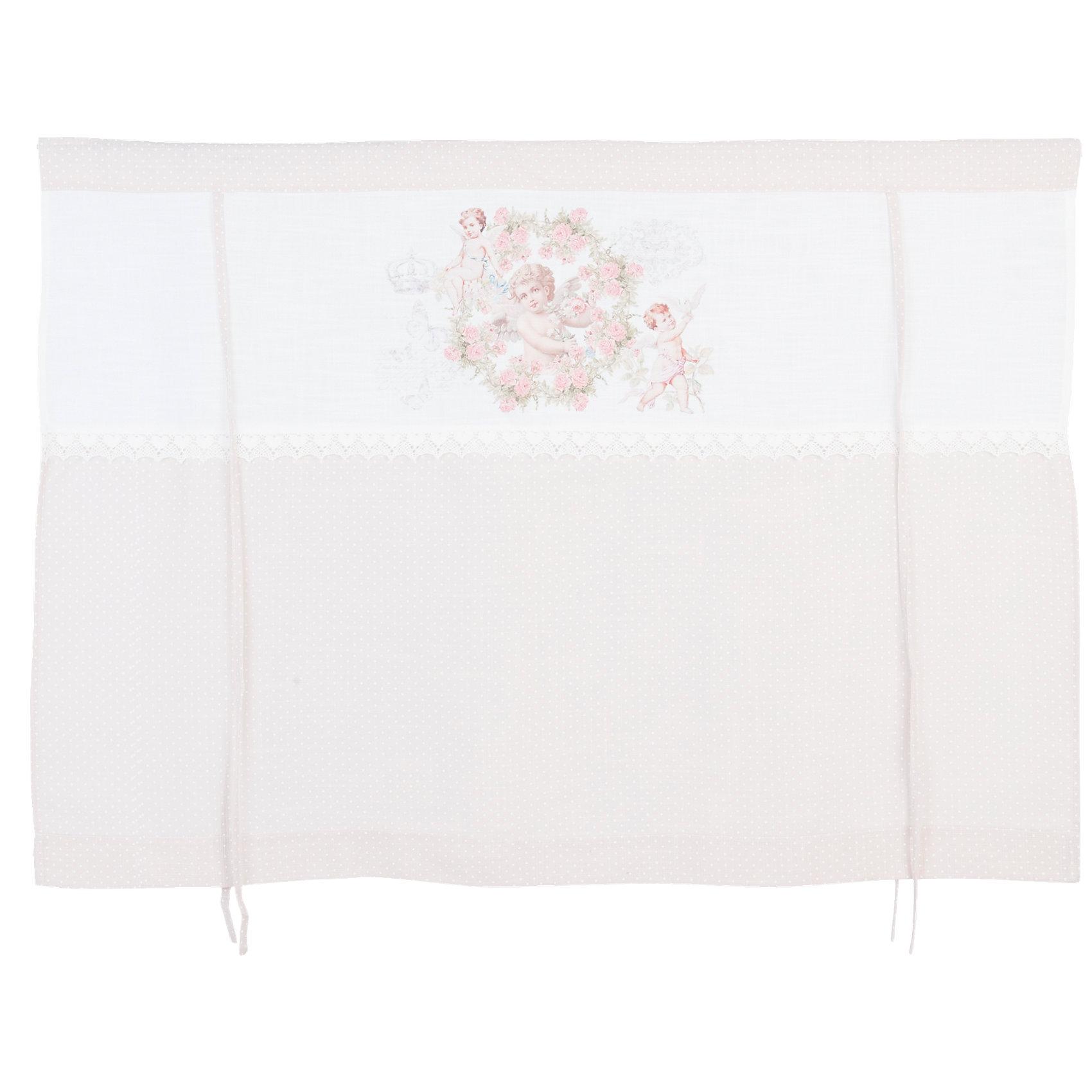 neu clayre eef raff rollo elin 120x90 cm beige kombi 6649219 ebay. Black Bedroom Furniture Sets. Home Design Ideas