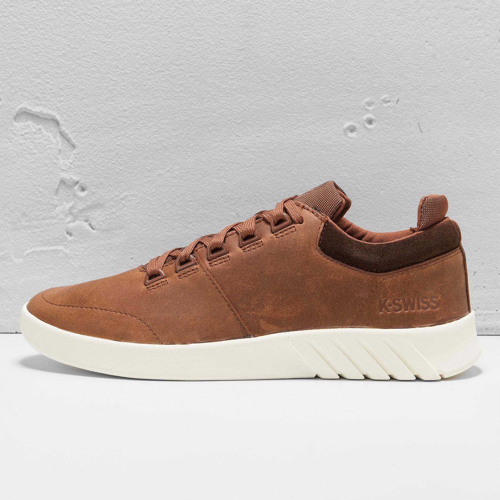 Neu K-SWISS Aero Trainer Sneakers 5776233 für Herren braun