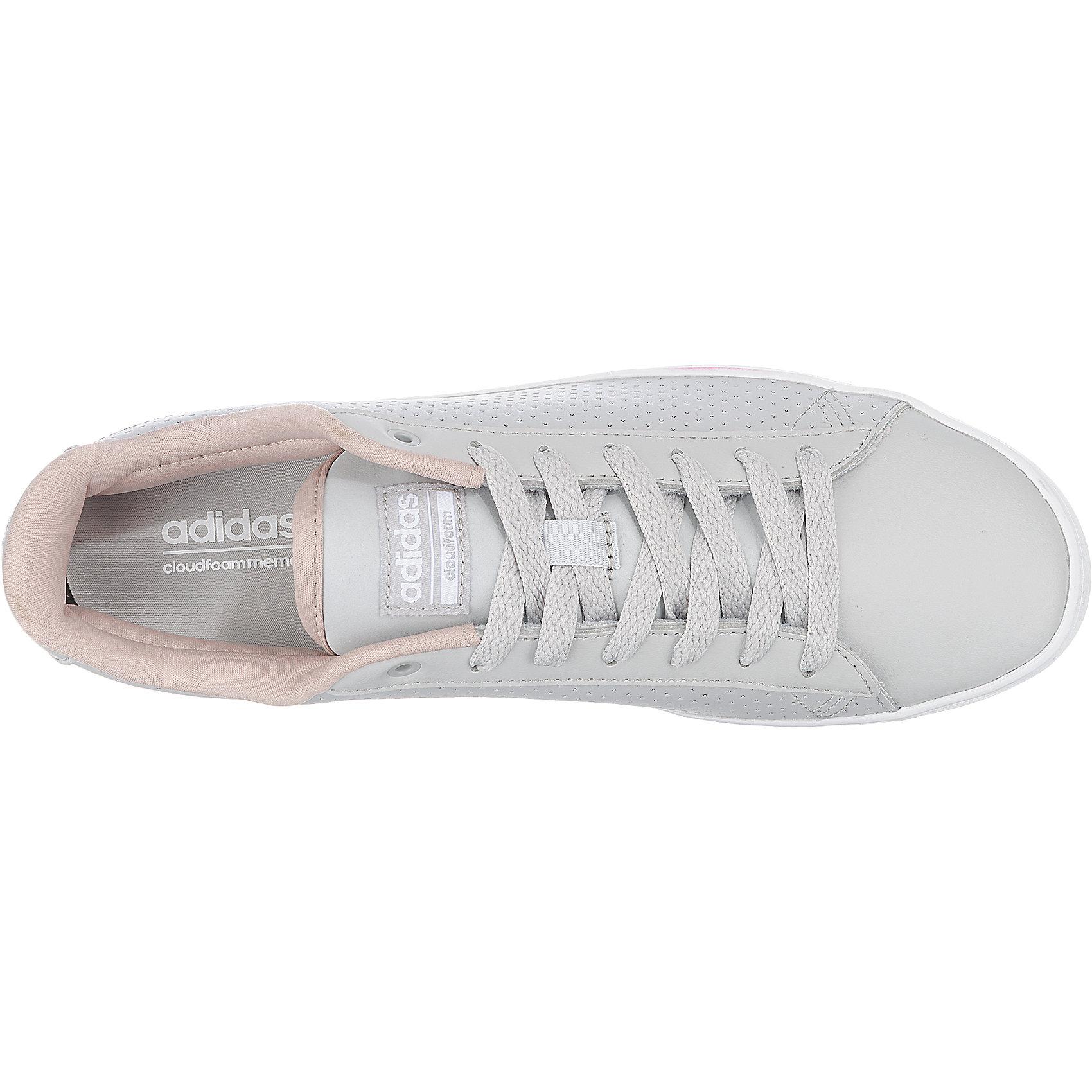 Neu adidas NEO NEO NEO Cf Daily Qt Cl Sneakers weiß grau 5778504 aa1ae9