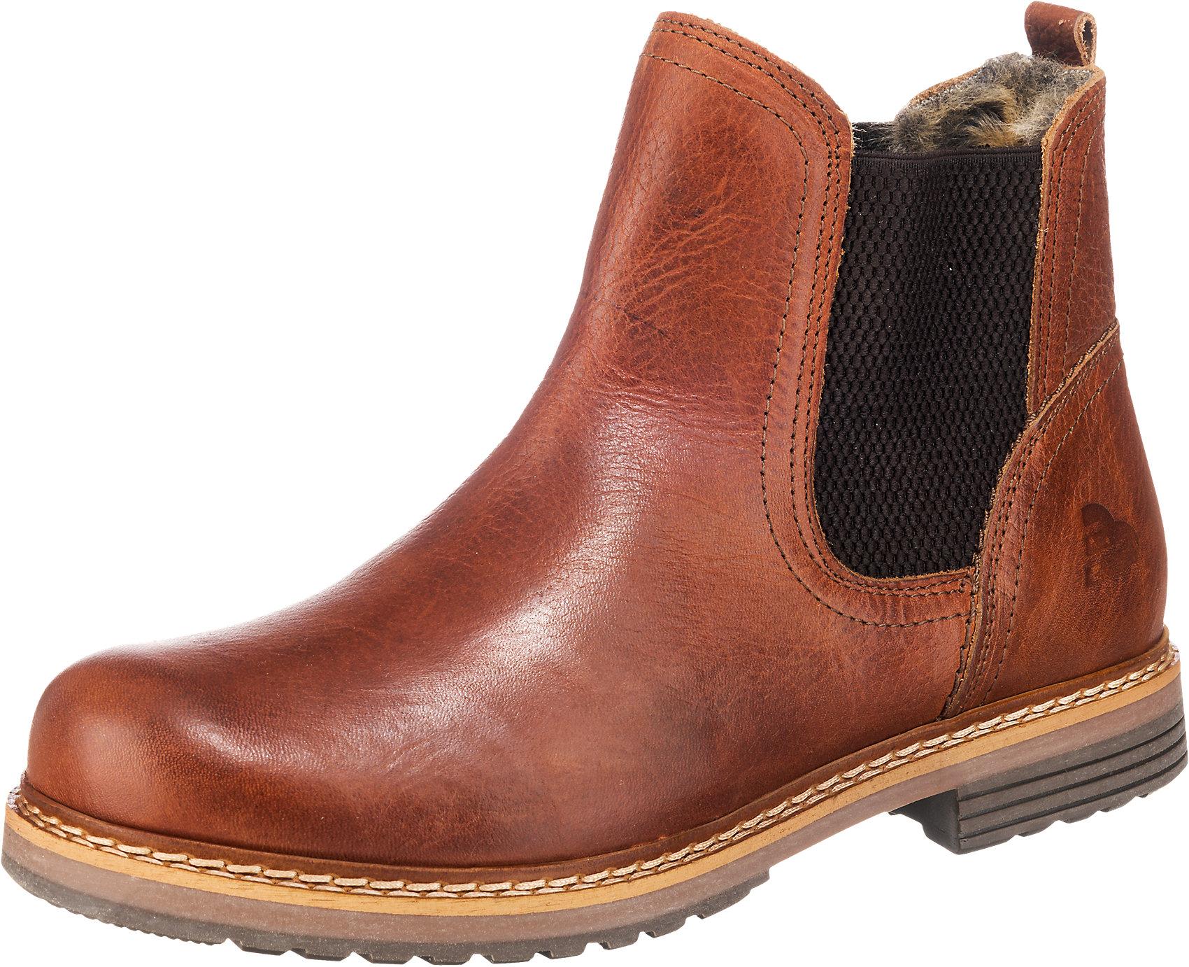 Neu BULLBOXER Chelsea Boots 5778538 für Damen schwarz