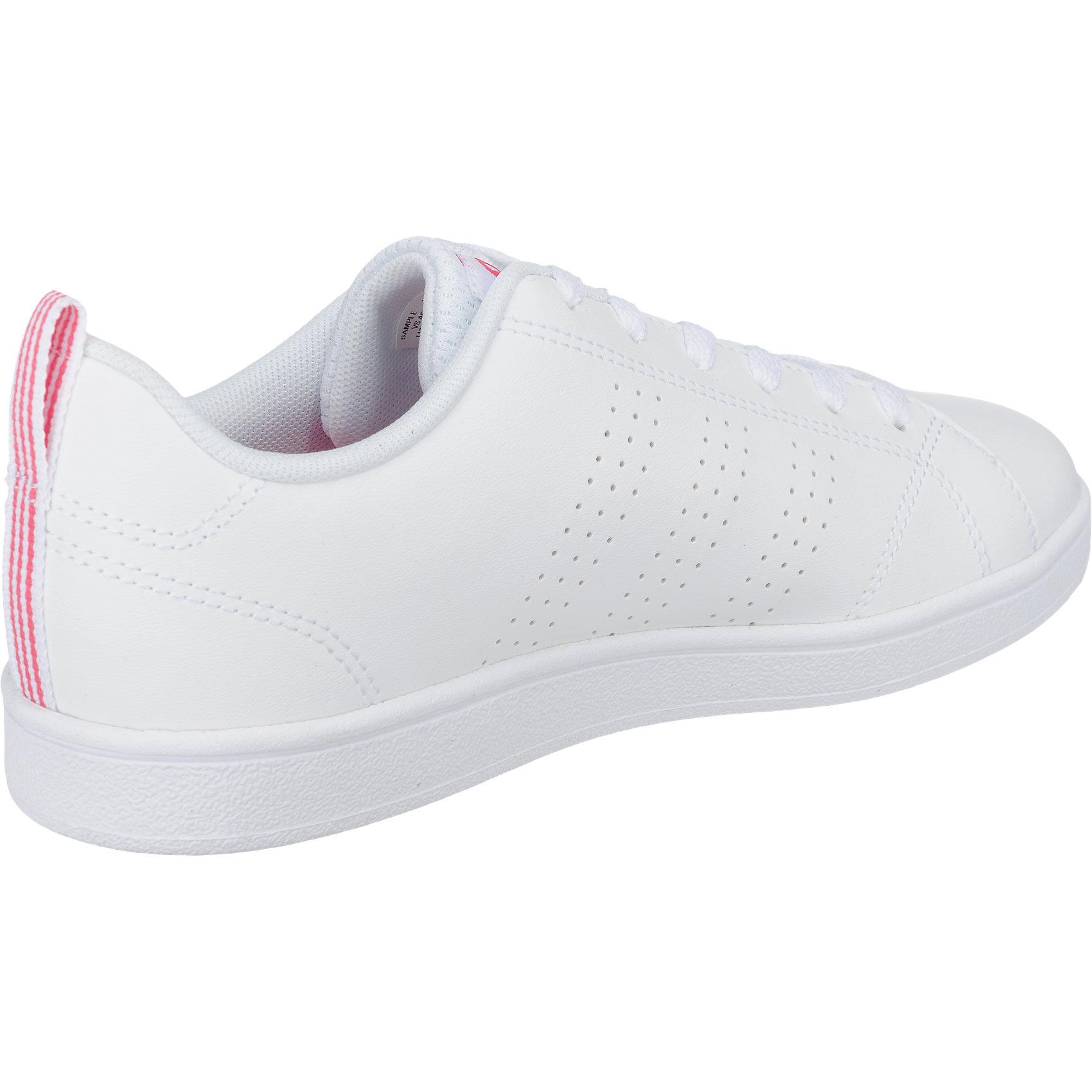 adidas VS Advantage CL K Sneaker Girl | Boys White