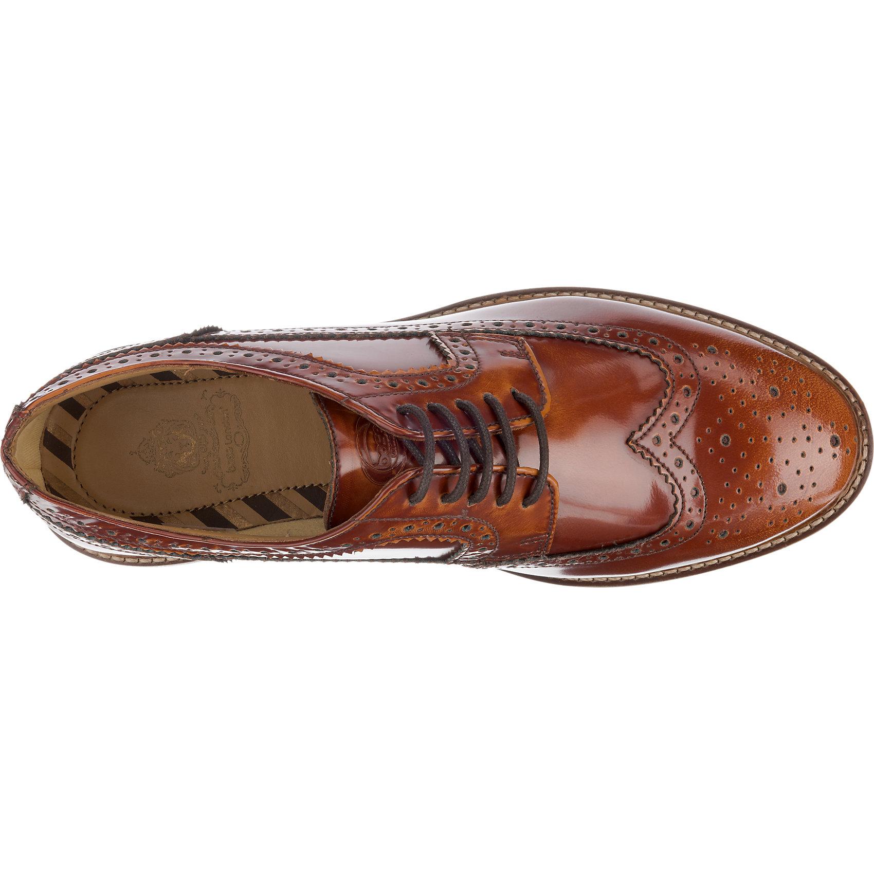 Neu Base London Turner Freizeit Schuhe schwarz braun 6769105 6769105 6769105 167871