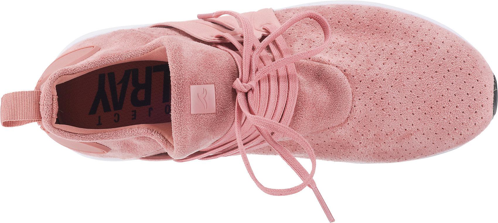 Neu Project Delray WAVEY Sneakers Low 6831044 für Damen rosa
