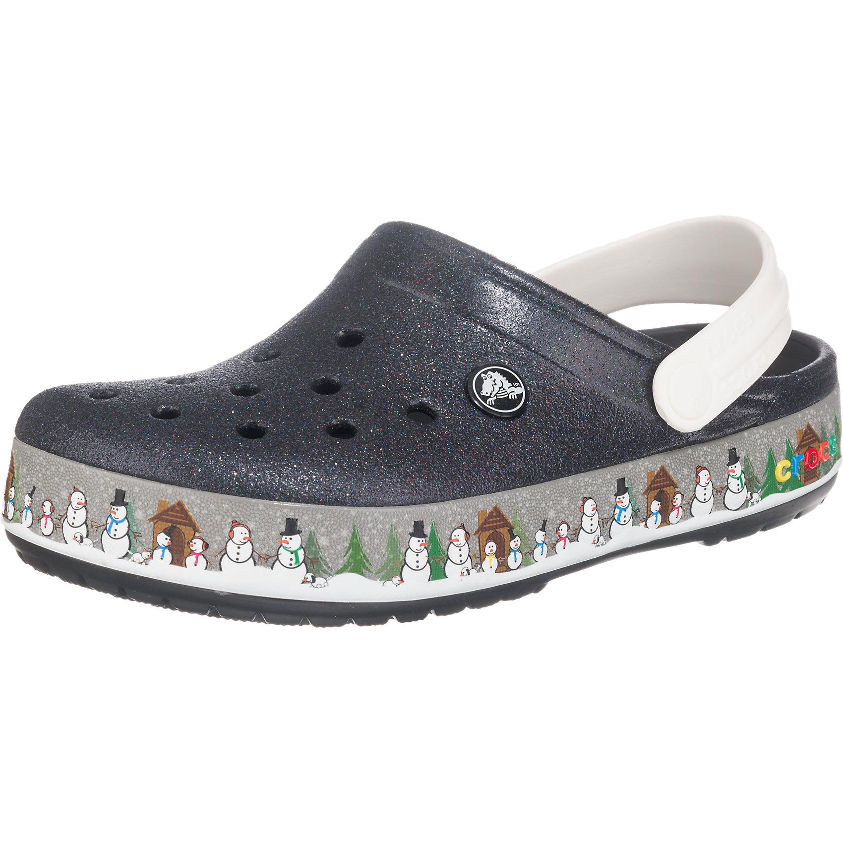 Crocs Crocband Holiday Clogs Damen 0Nebh