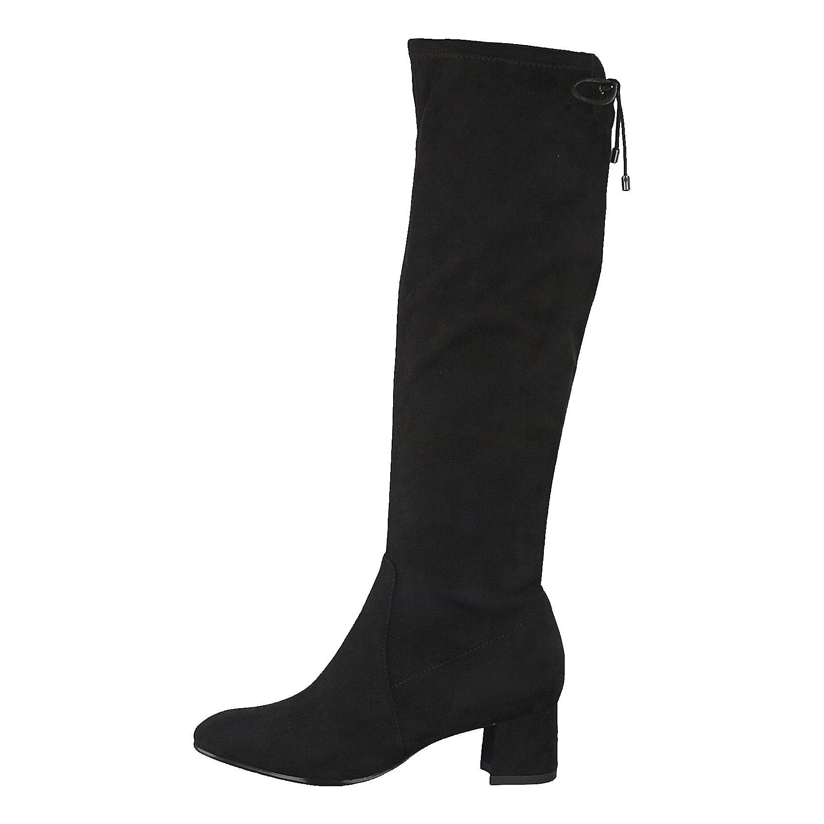 Neu Tamaris Stiefel schwarz grau 6881101