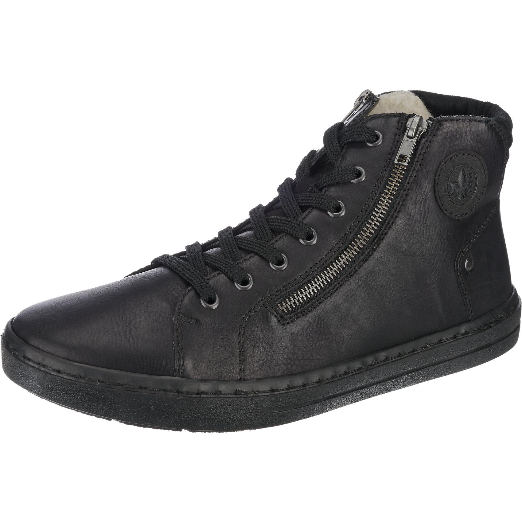 Neu schwarz rieker Sneakers schwarz Neu blau 6970123 3a4b3c