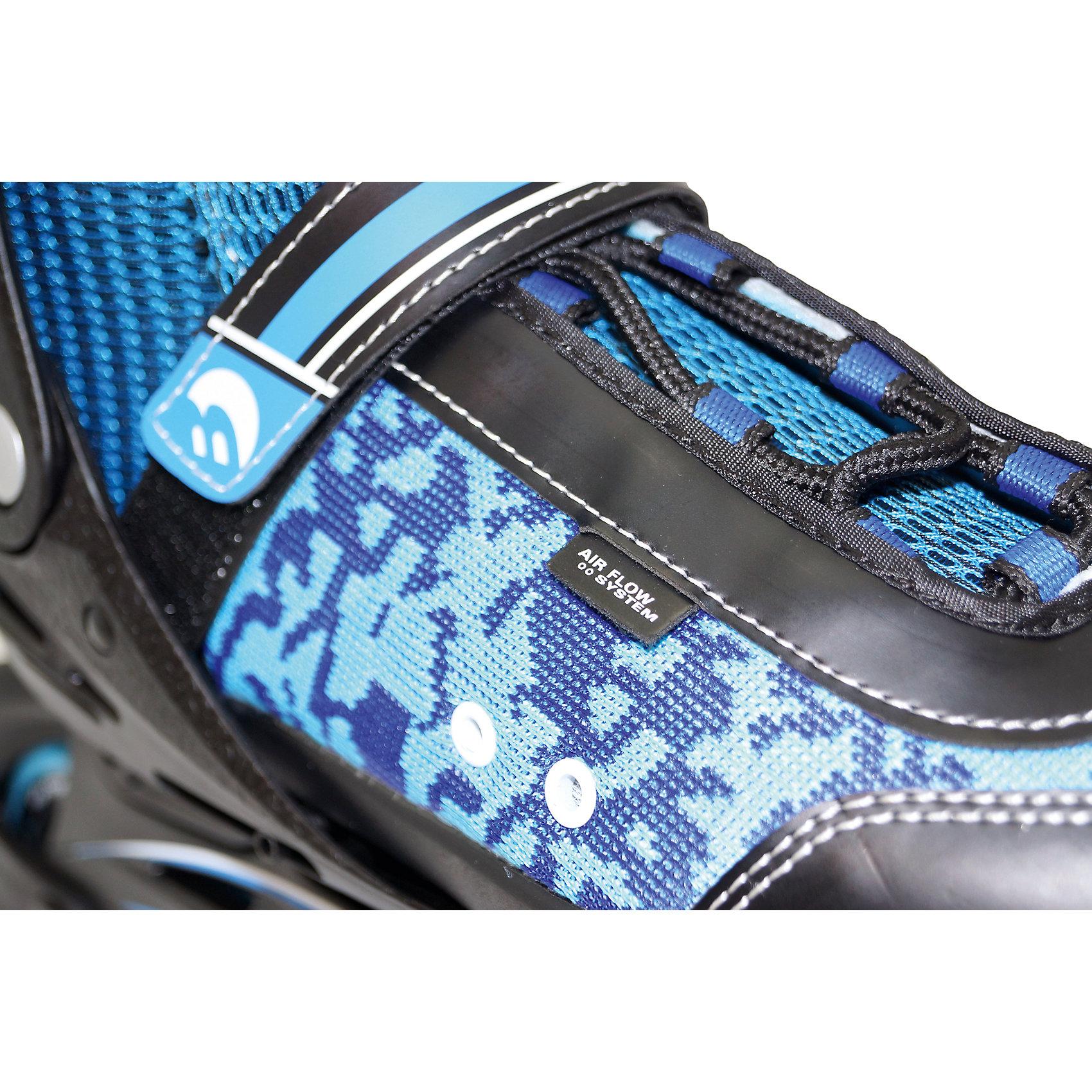 Neu Best Sporting Inliner blau 6976257 blau pink Inline-Skates