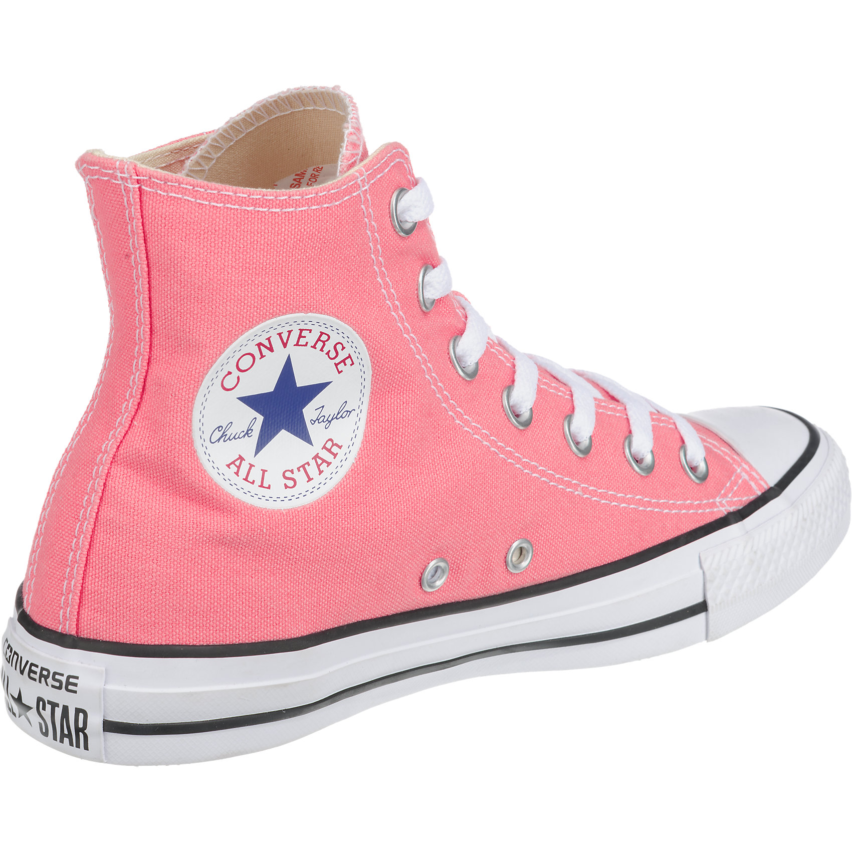 Neu CONVERSE Chuck Taylor All Star High Sneakers rosa 6987279
