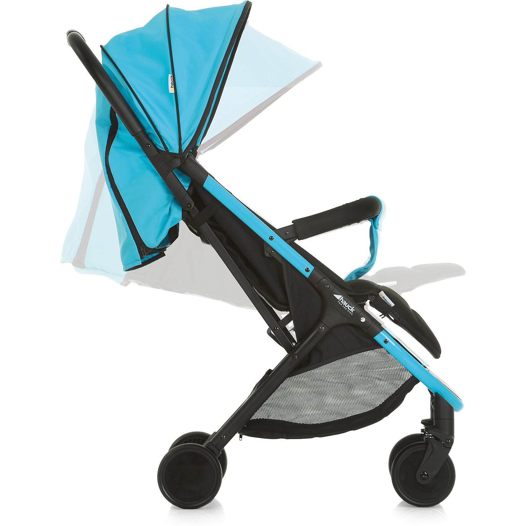 neon blue//caviar 7006155 Neu Hauck Buggy Swift Plus