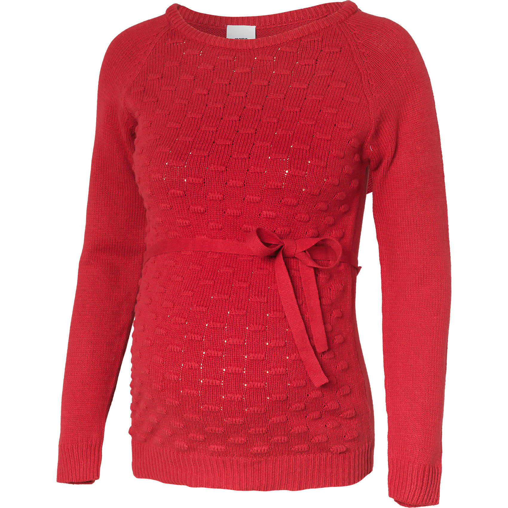 Neu mamalicious Umstandspullover MLCRYSTA 7122519 für Damen rot