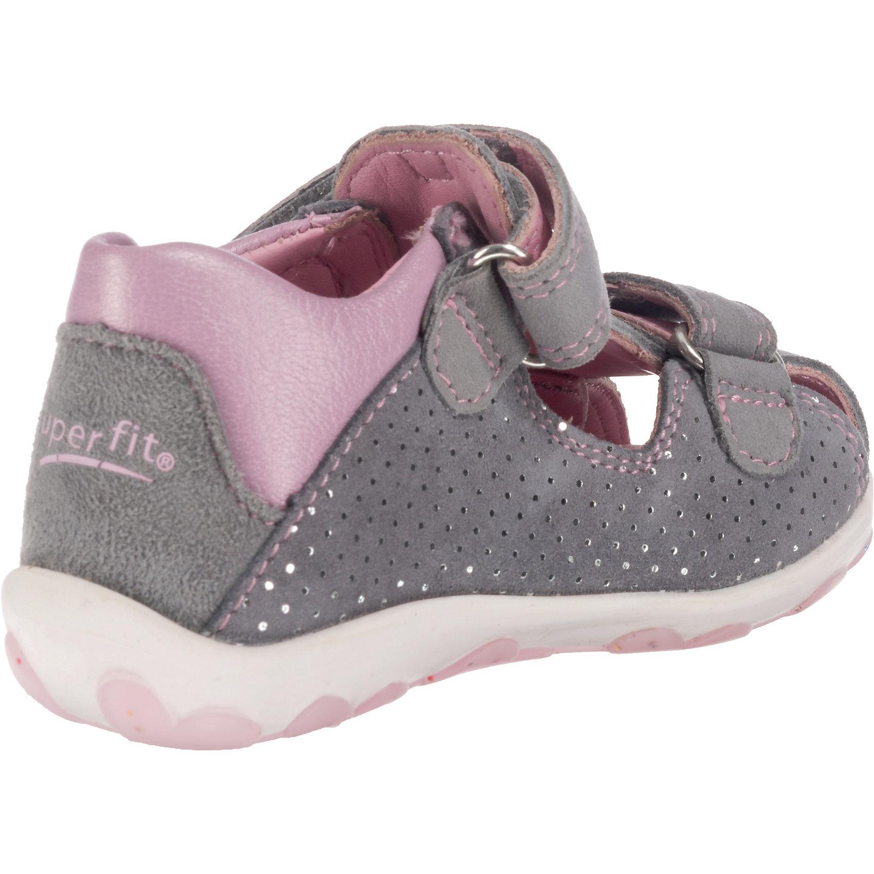 Weite M4 7205074 für Mädchen Neu superfit Baby Sandalen FANNI für Mädchen