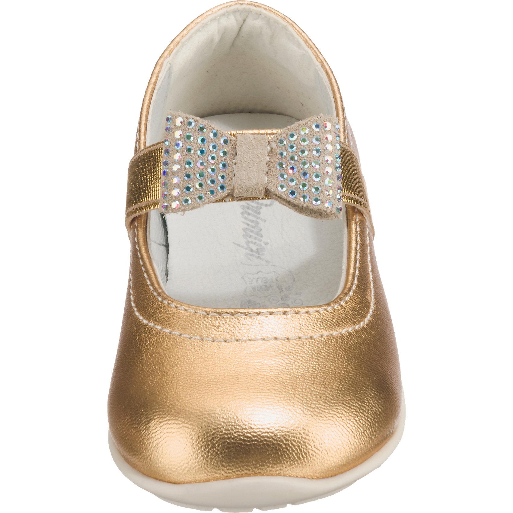 Neu PRIMIGI Ballerinas für Mädchen 7277030 für Mädchen gold