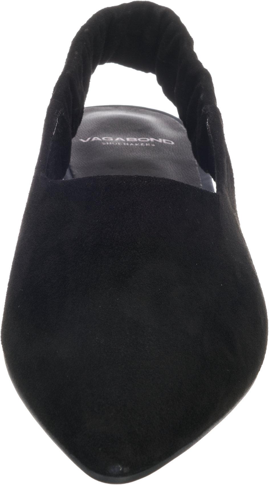 Neu VAGABOND Katlin Klassische Ballerinas 7283714 für Damen schwarz