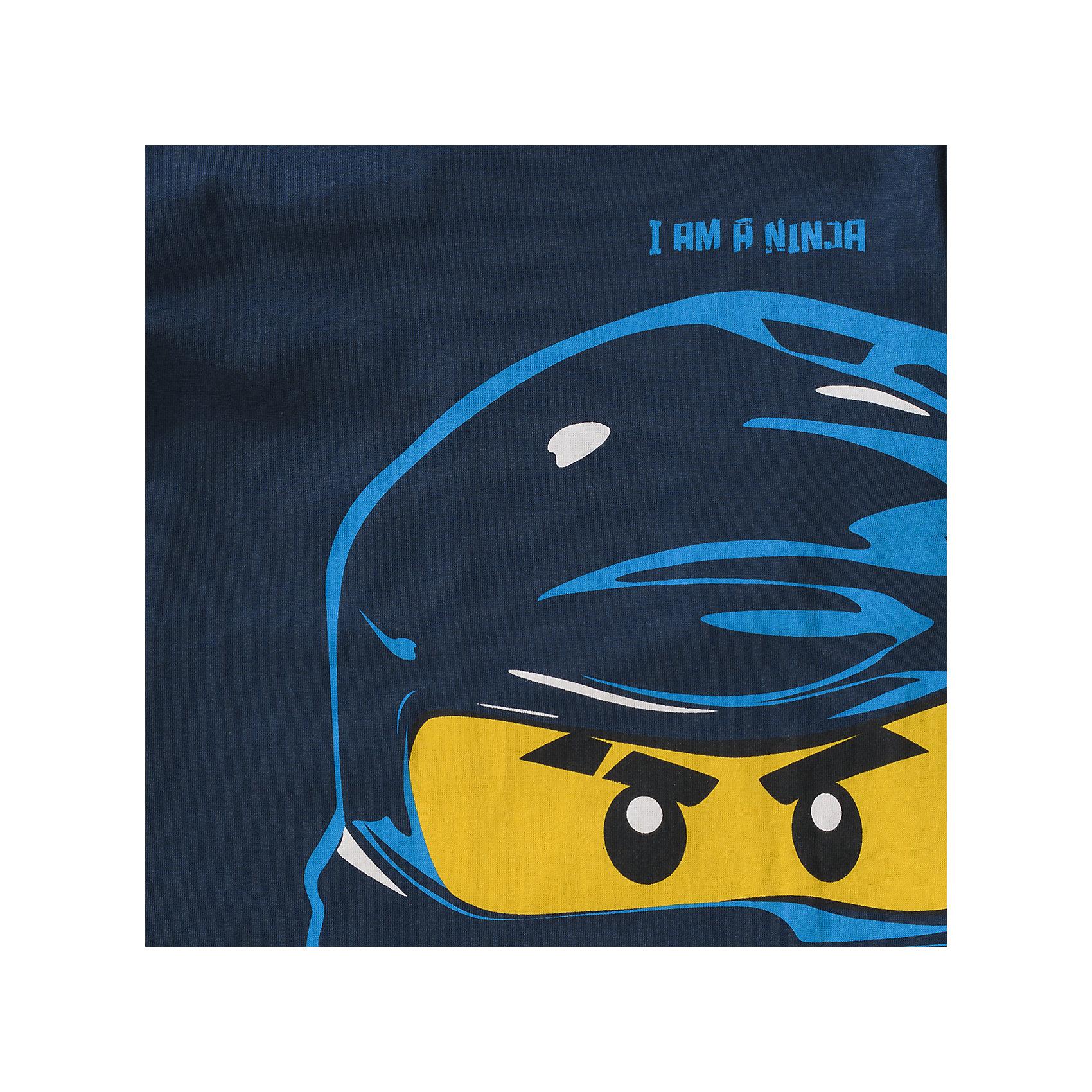 Neu LEGO WEAR Langarmshirt NINJAGO für Jungen 7289657 für Jungen