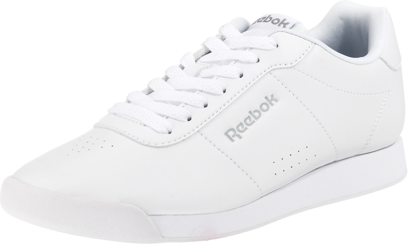 Neu Reebok ROYAL CHARM Sneakers Low 7408160 für Damen weiß