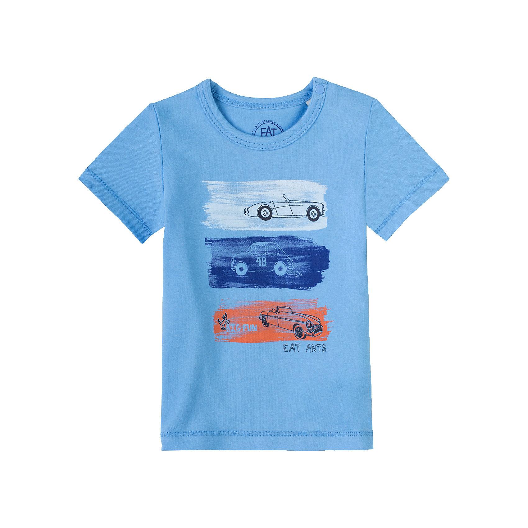Neu Eat Ants BY SANETTA Baby T-Shirt für Jungen 7451414 für Jungen