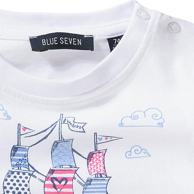 Caprileggings für Mädchen 7488564 für Mädchen Neu BLUE SEVEN Baby Set T-Shirt