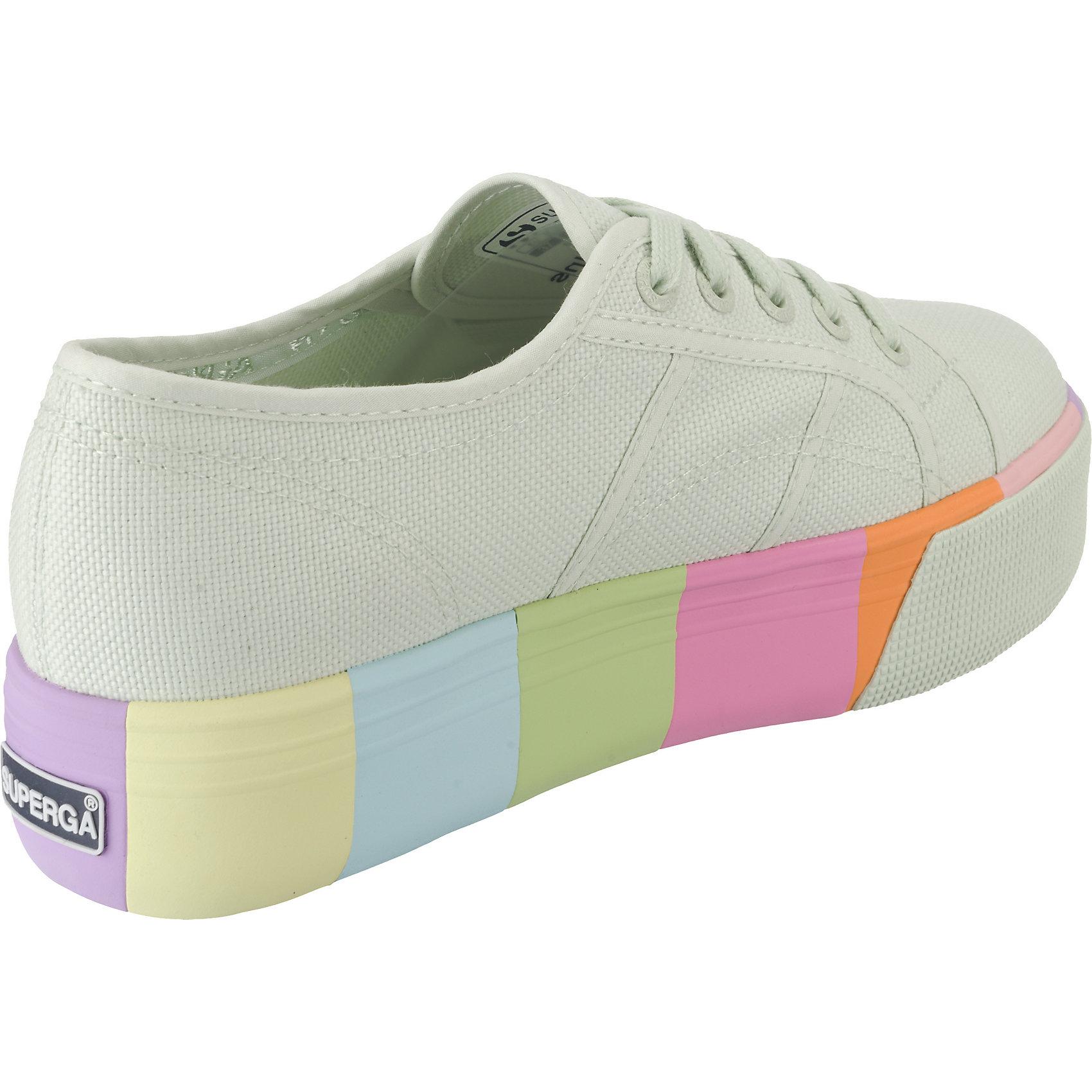 Neu Superga® 2790 Cotmultifoxingw Sneakers Low 7565749 für