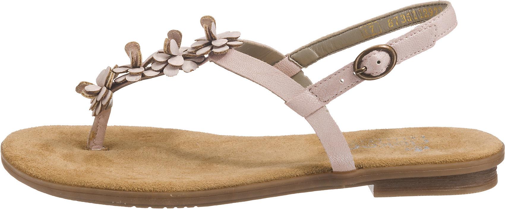 Neu rieker Klassische Sandalen 7568820 für Damen rosa