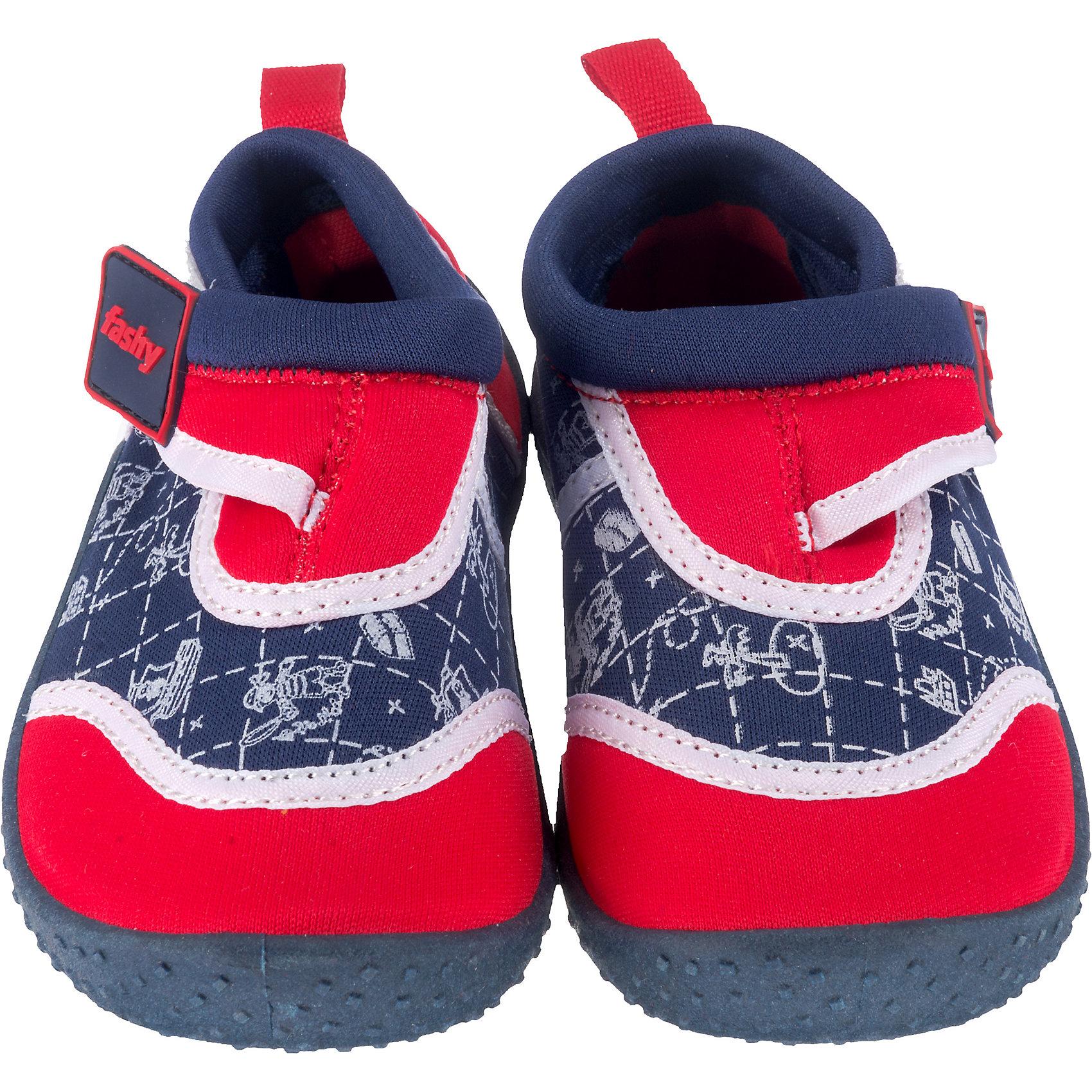 Neu fashy Kinder Aqua-Schuh Arona 7643374 für Mädchen türkis