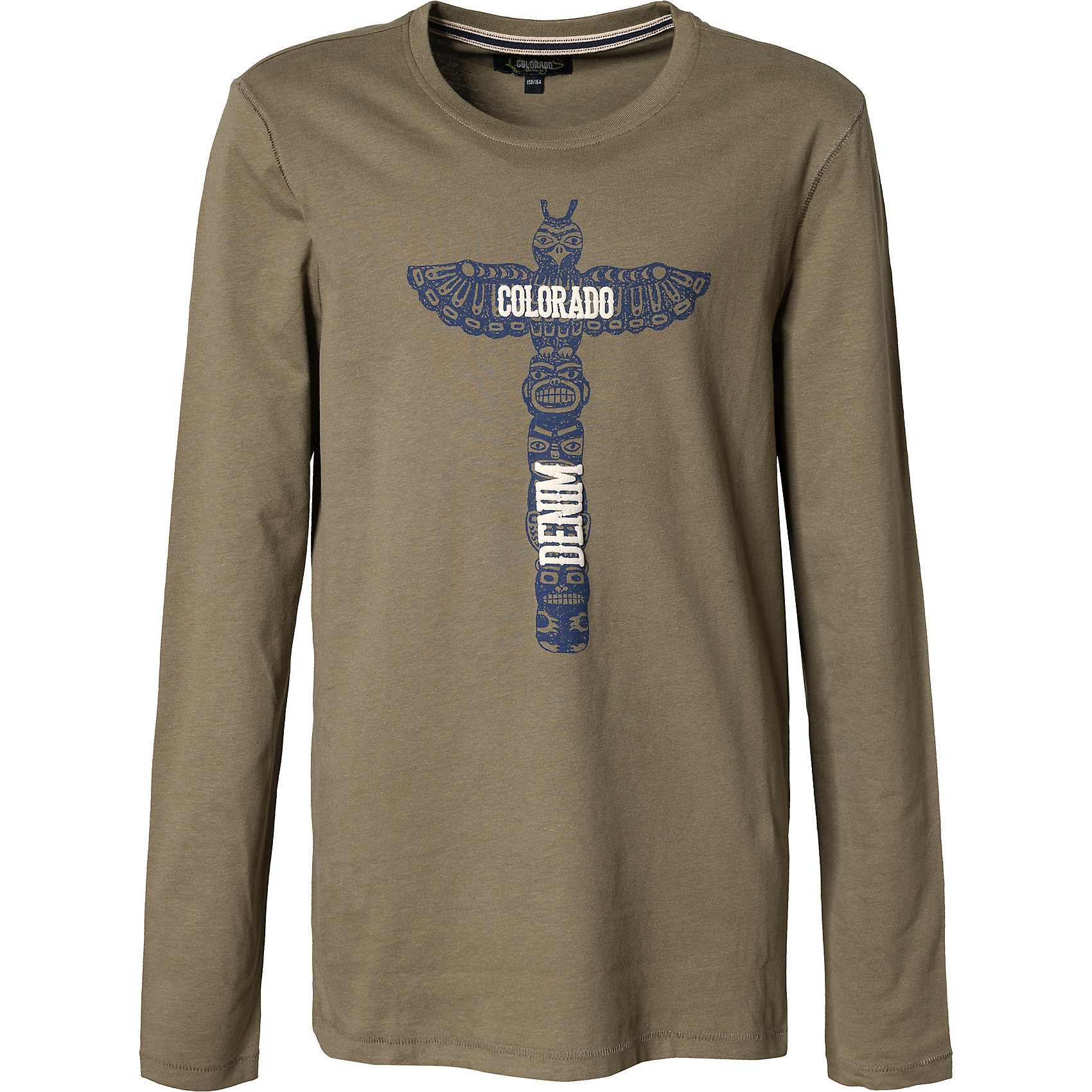 Neu COLORADO DENIM Langarmshirt JARRY für Jungen Organic Cotton 8526950