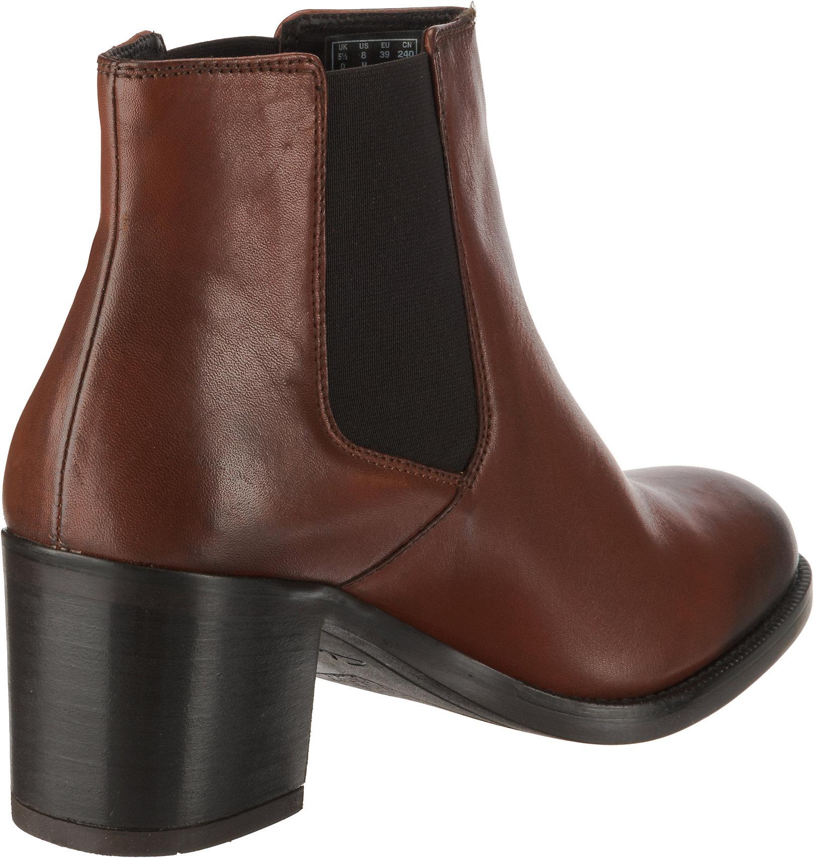 Neu Clarks Mascarpone Bay Chelsea Boots 8606569 für Damen braun