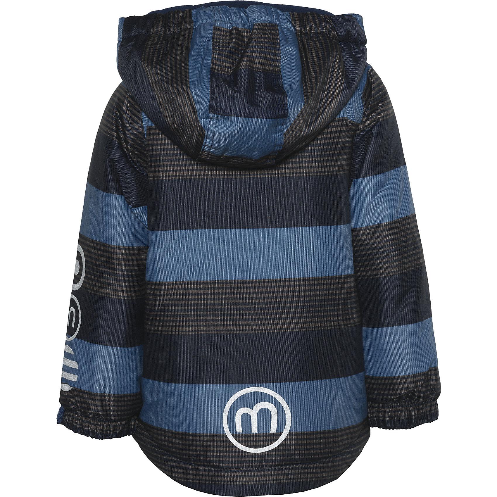 Neu Minymo Baby Winterjacke für Mädchen 8656479 für Jungen blau pink