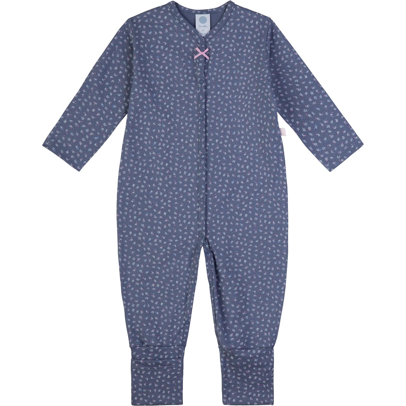 Organic Cotton 8673401 für Mädchen Neu Sanetta Baby Schlafanzug für Mädchen