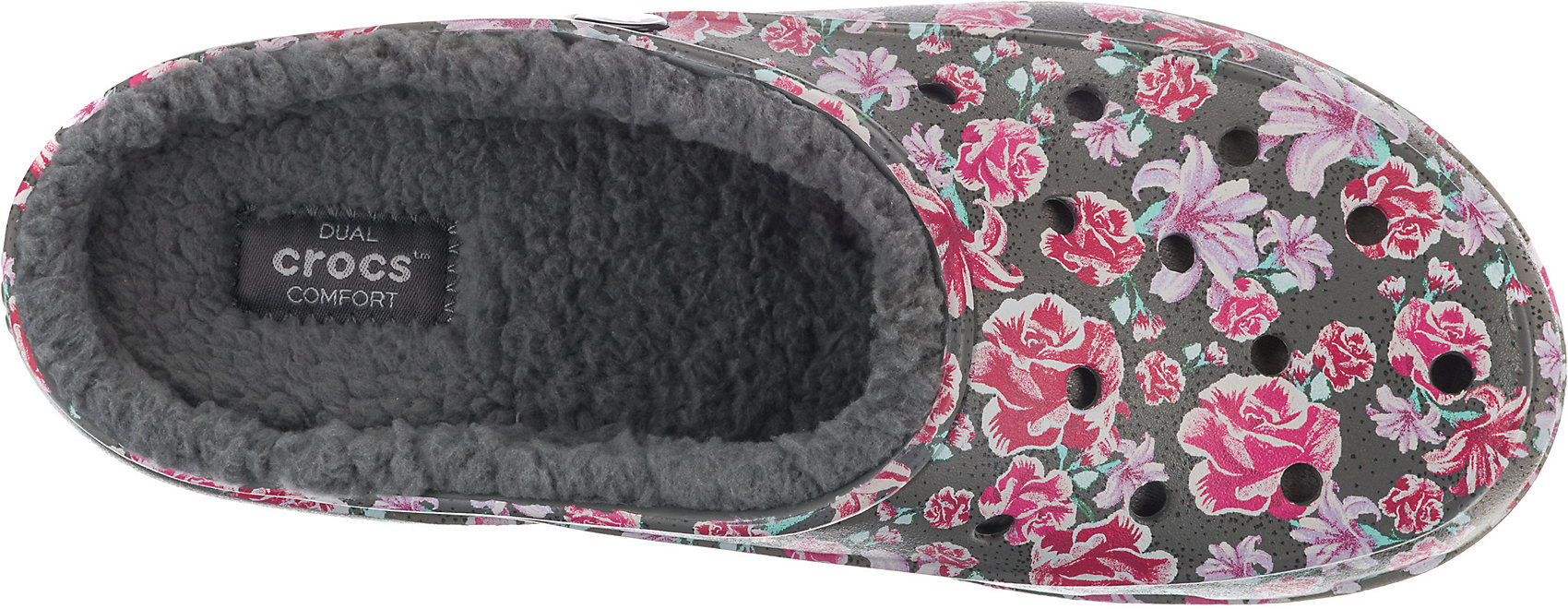 Neu Crocs Freesail Graphic Lined MFl//SGy Clogs 8745268 für Damen
