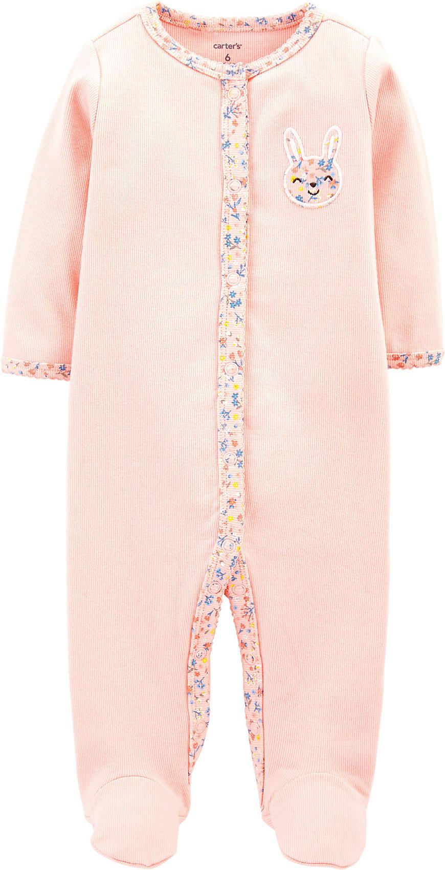 Neu carter`s Baby Schlafanzug für Mädchen 8825222 für Mädchen rosa