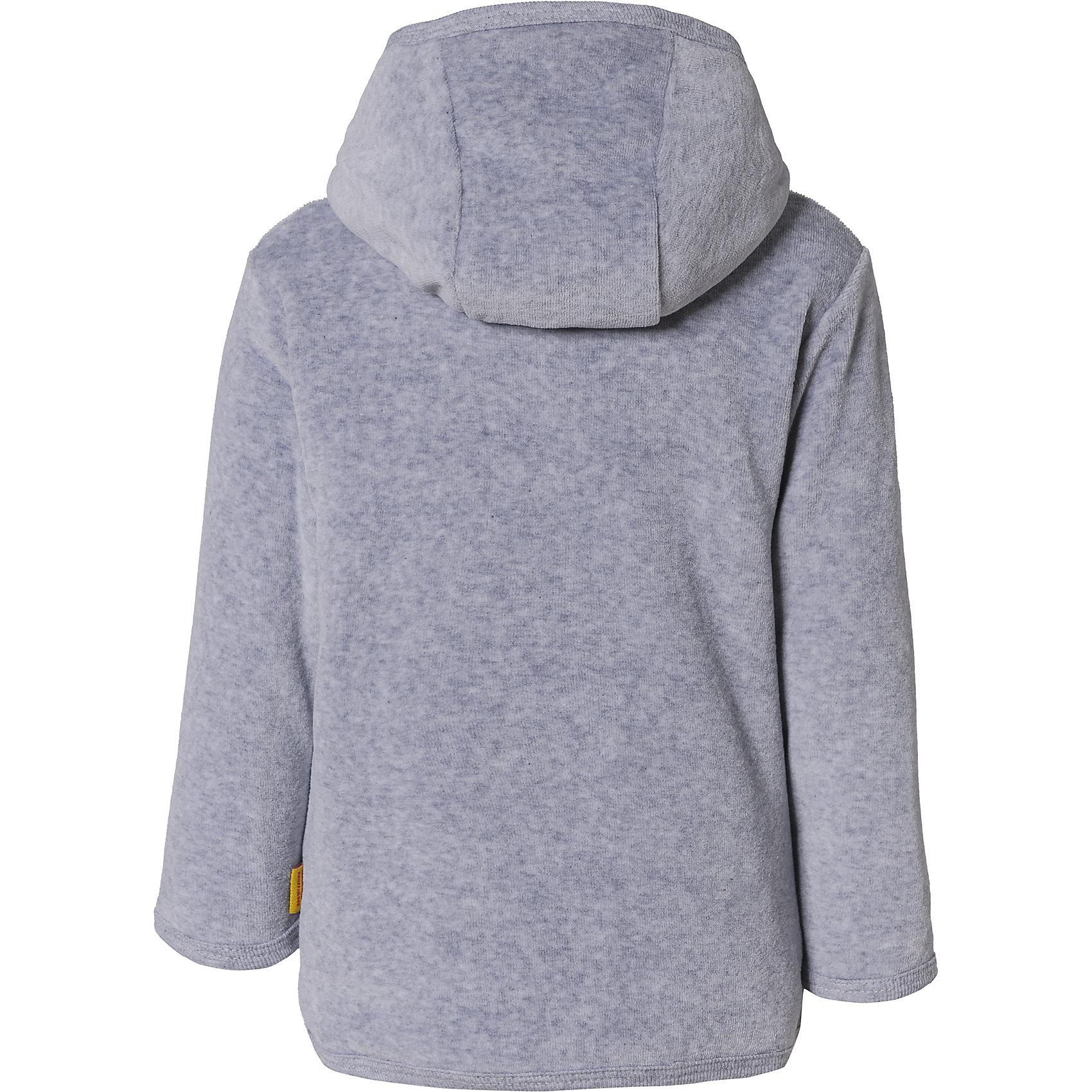 Neu Steiff Baby Sweatjacke für Jungen 8602845 für Jungen grau