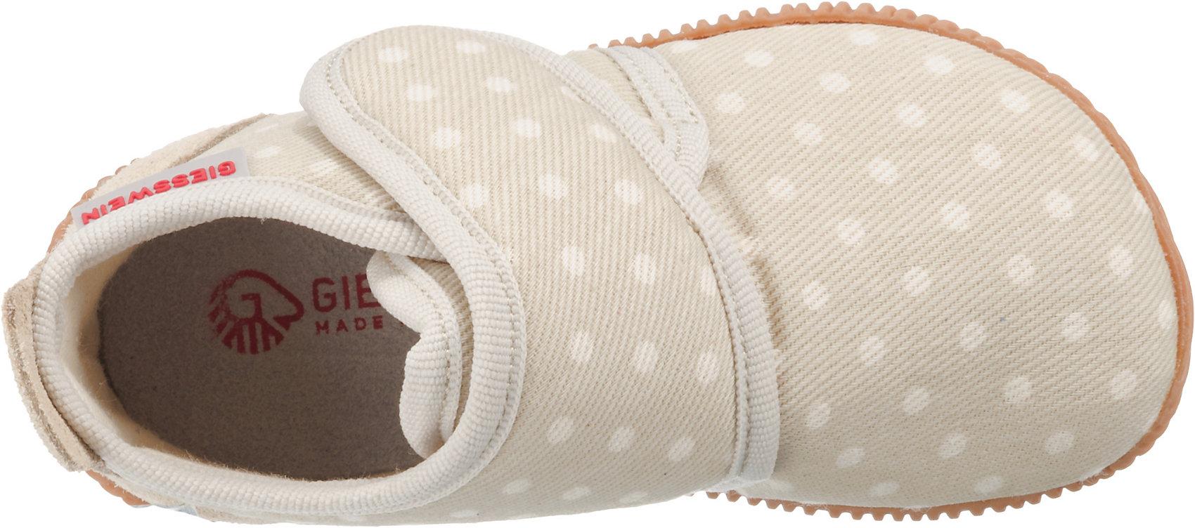 Neu Giesswein Baby Hausschuhe STANS SLIM FIT für Mädchen 9393364 für Mädchen