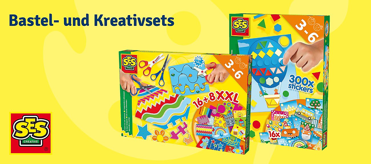 SES-creative Kreativ-Sets