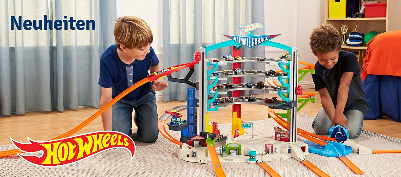 Hot Wheels Neuheiten