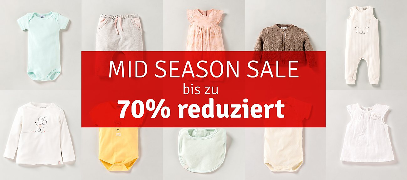 MID SEASON SALE-70%