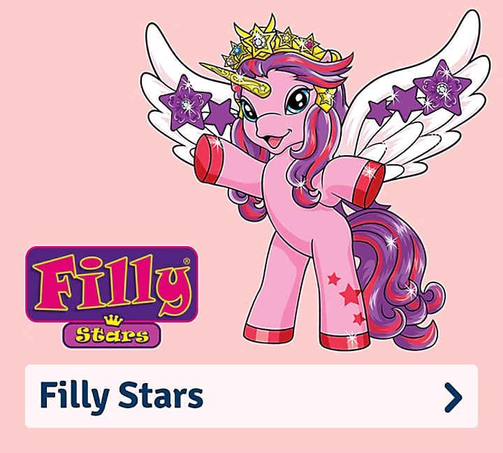 Filly Pferdchen Spiele