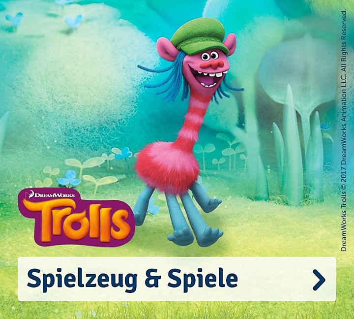 Trolls Spielzeug
